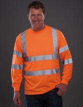 Hi-Vis Long Sleeve T-Shirt